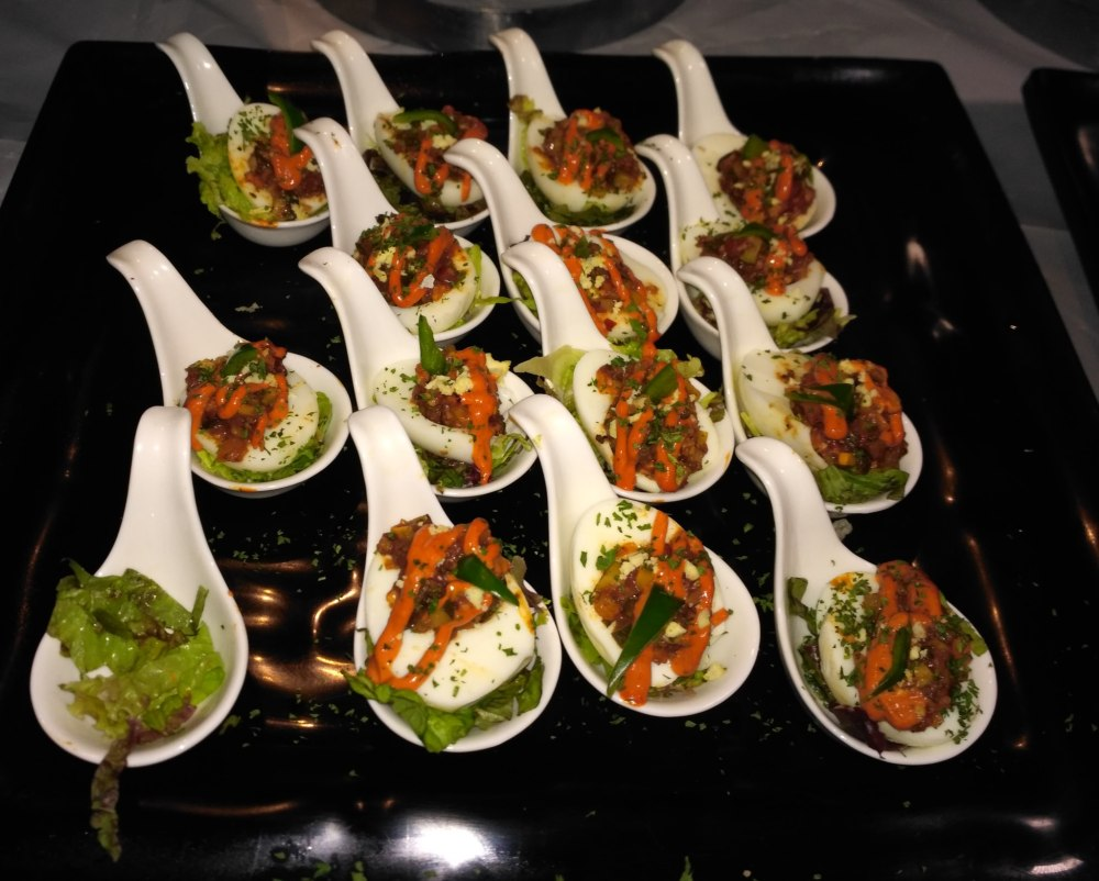 Egg Ratatouille Salad